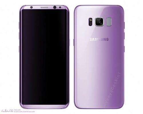 Samsung Glaaxy S8