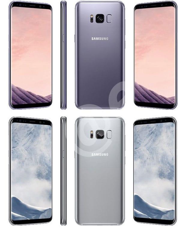 Samsung galaxy S8 SmartPhone 44