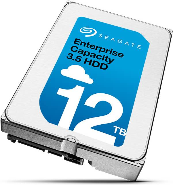 Seagate Enterprise Capacity 3.5 HDD 2