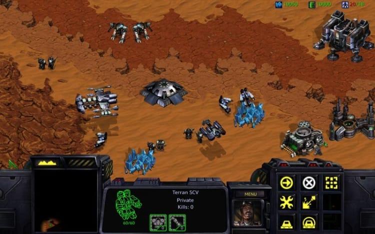 StarCraft 2017 1
