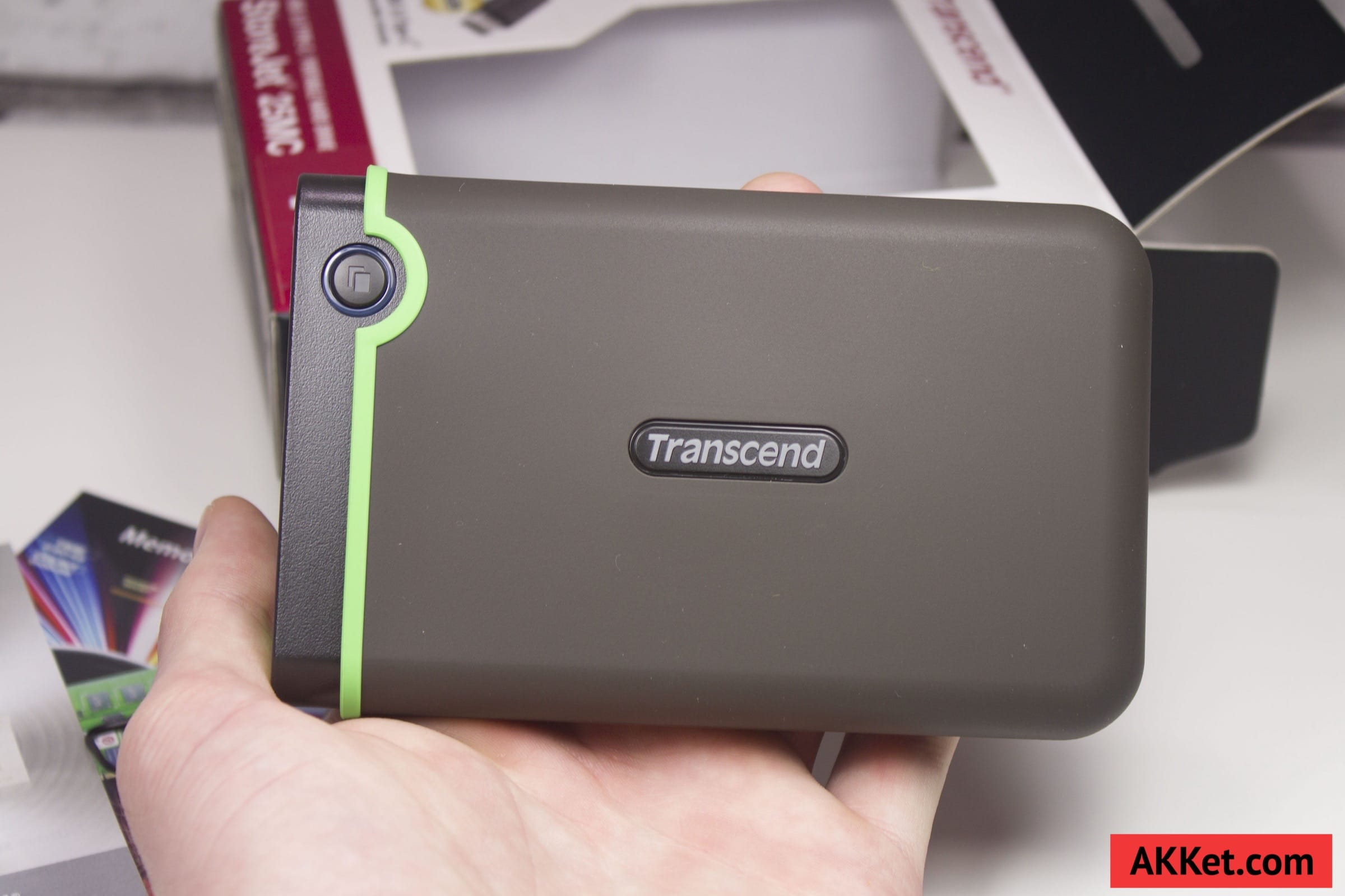 Transcend StoreJet 25MC (TS1TSJ25MC) USB Type-C Review Russia 13