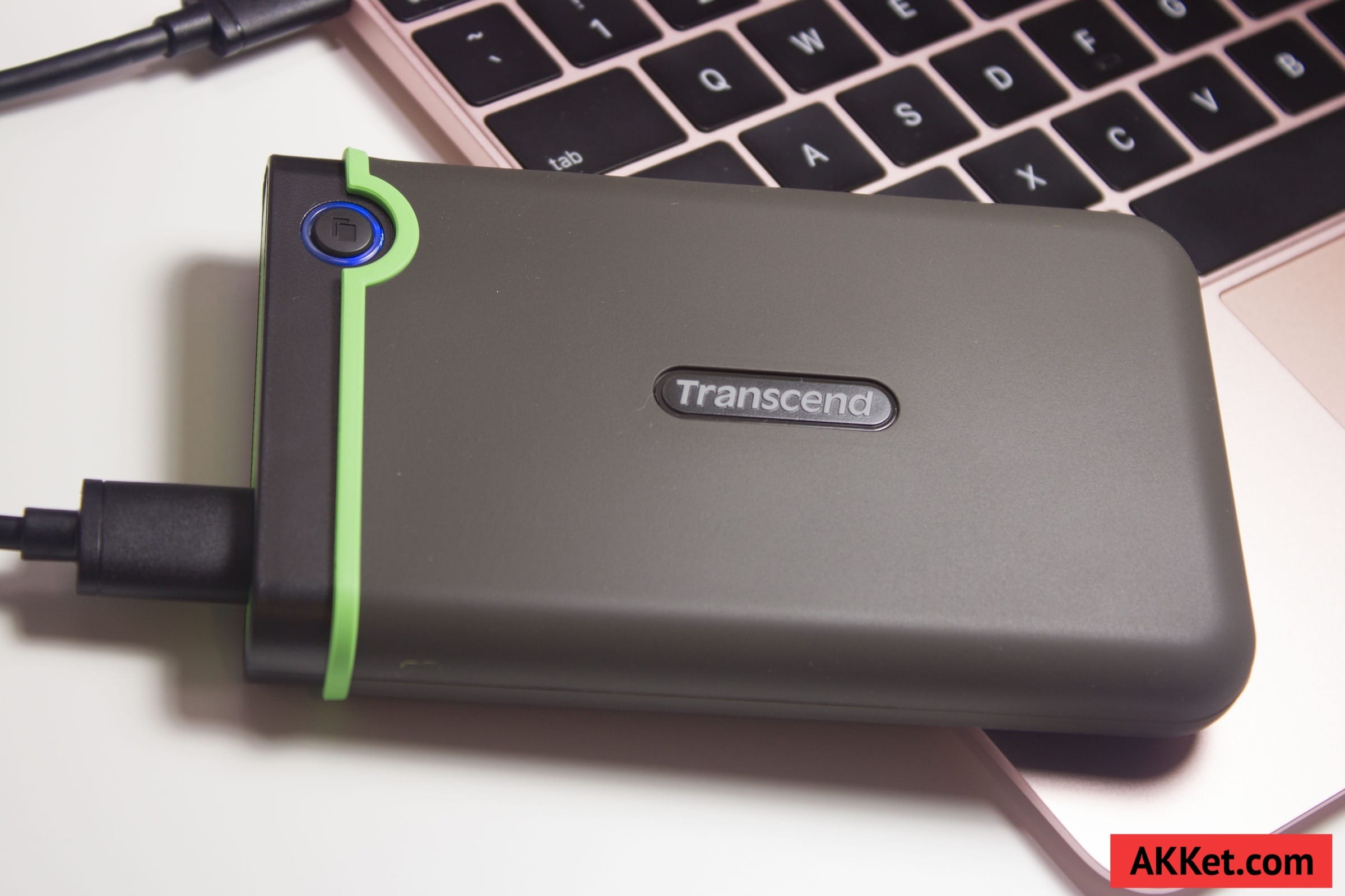 Transcend StoreJet 25MC (TS1TSJ25MC) USB Type-C Review Russia 22