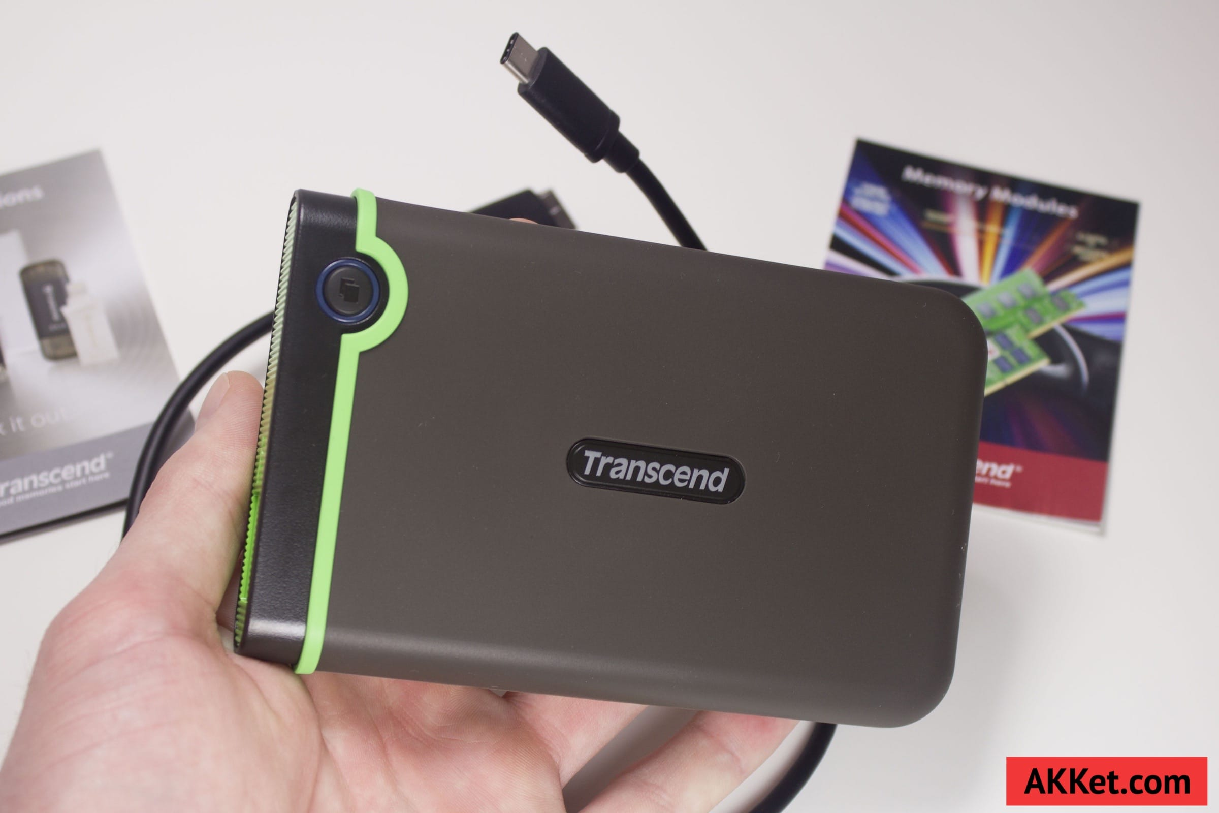 Transcend StoreJet 25MC (TS1TSJ25MC) USB Type-C Review Russia 33