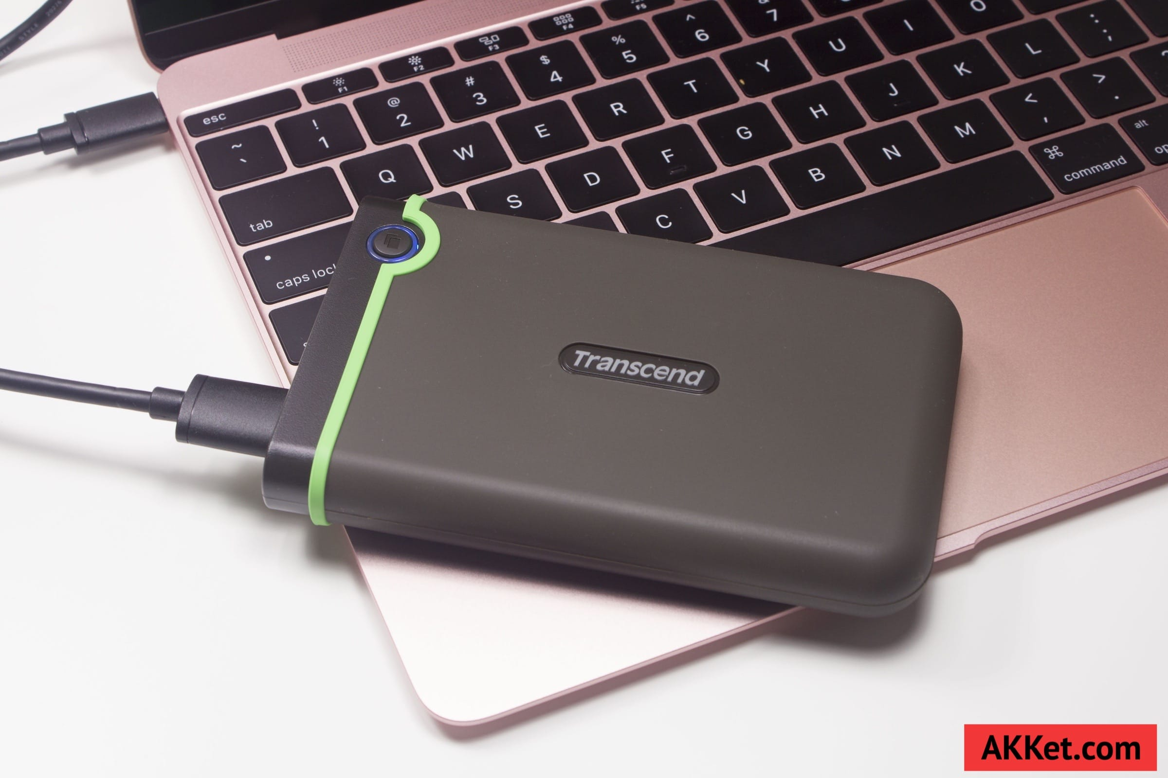Transcend StoreJet 25MC (TS1TSJ25MC) USB Type-C Review Russia 34