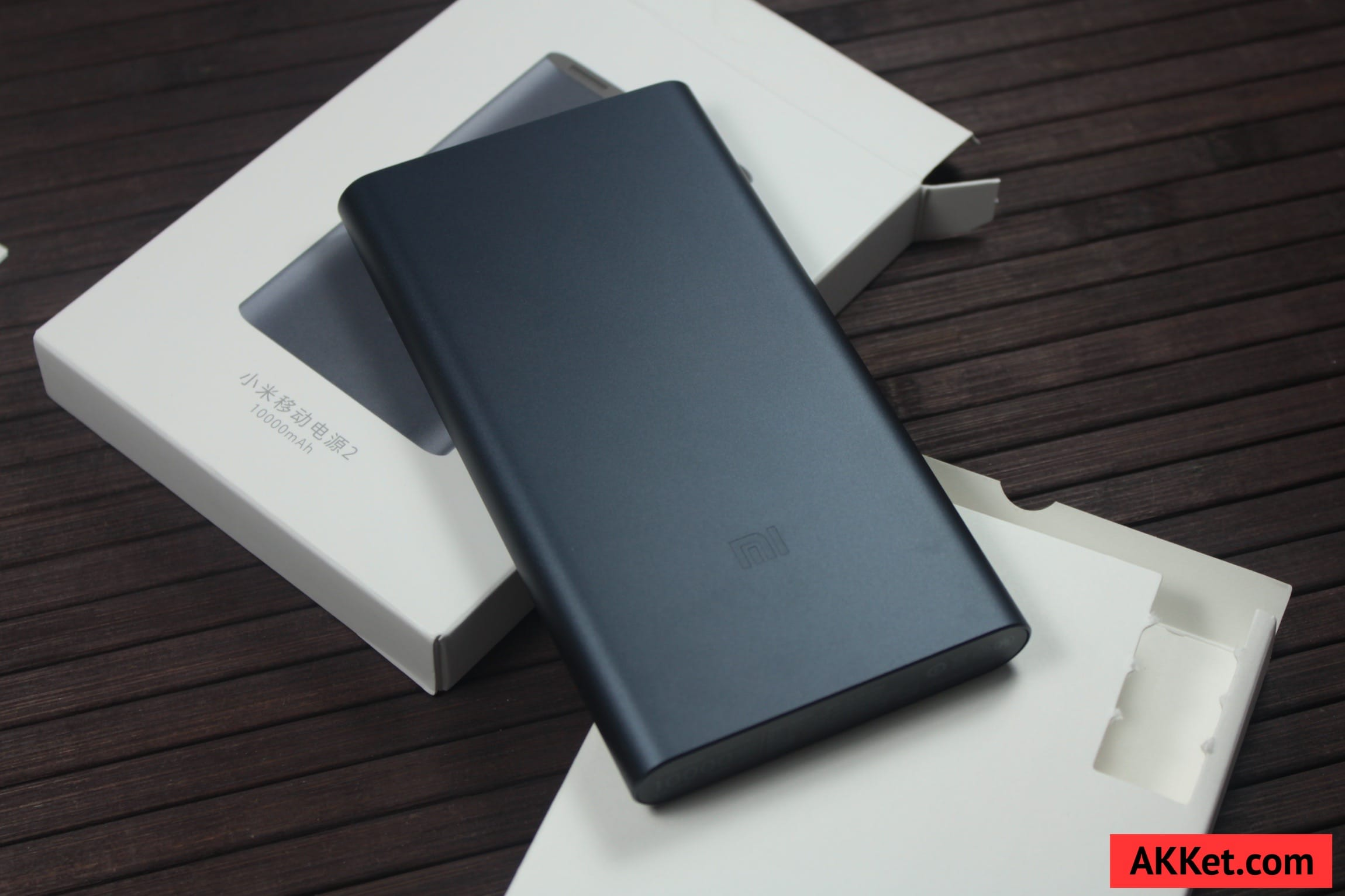 Xiaomi Mi Power Bank 10000 mAh Review iPhone SE AKKet.com 11