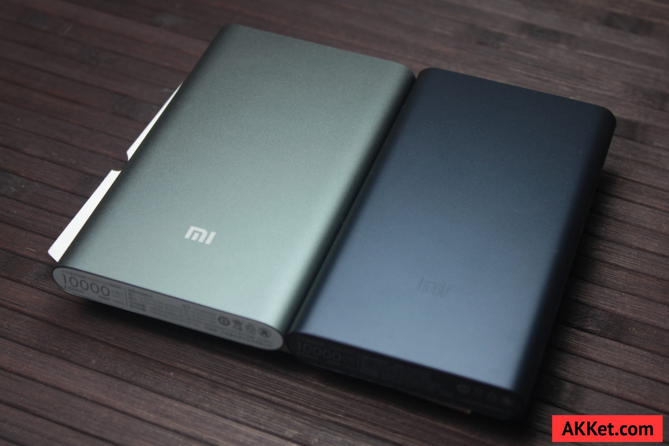 Xiaomi Mi Power Bank 10000 mAh Review iPhone SE AKKet.com 13