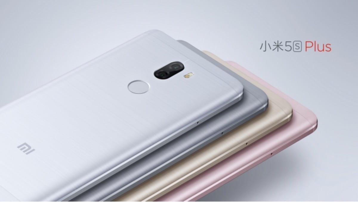 Xiaomi Mi5S plus 1