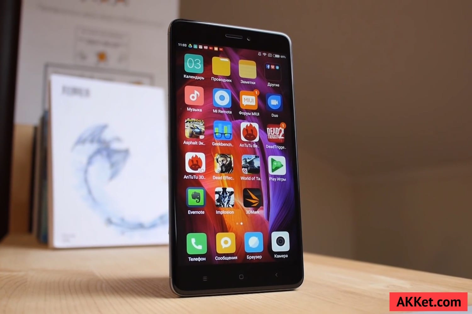 Xiaomi Redmi Note 4X Review AKKet.com 20