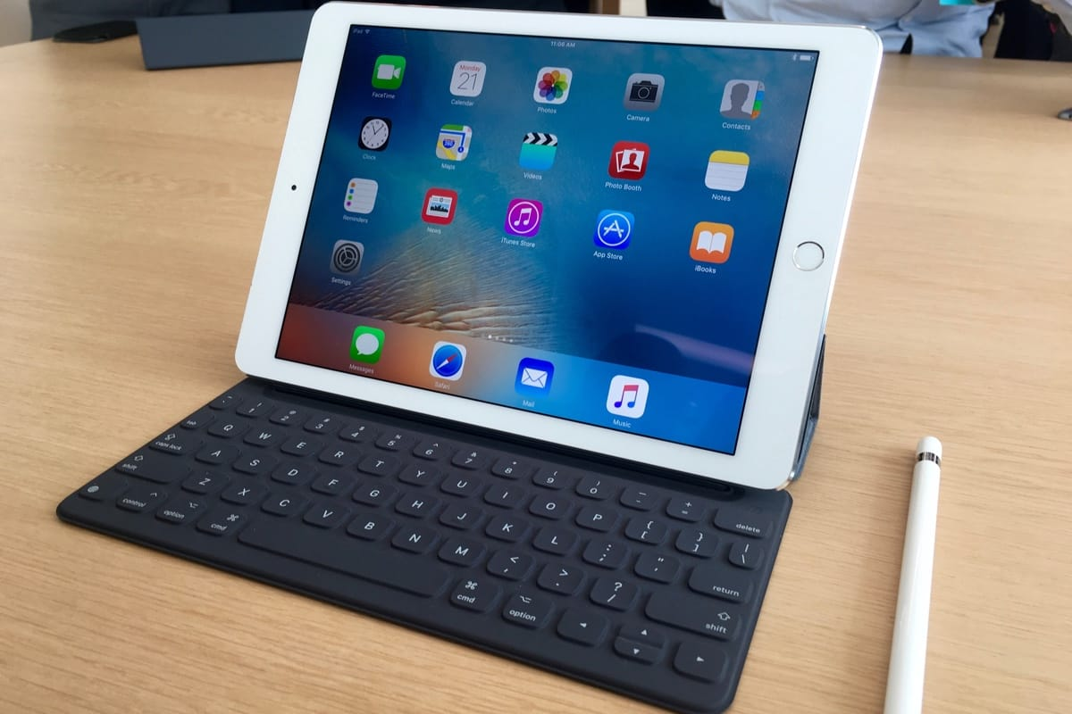 iPad Pro review Russia