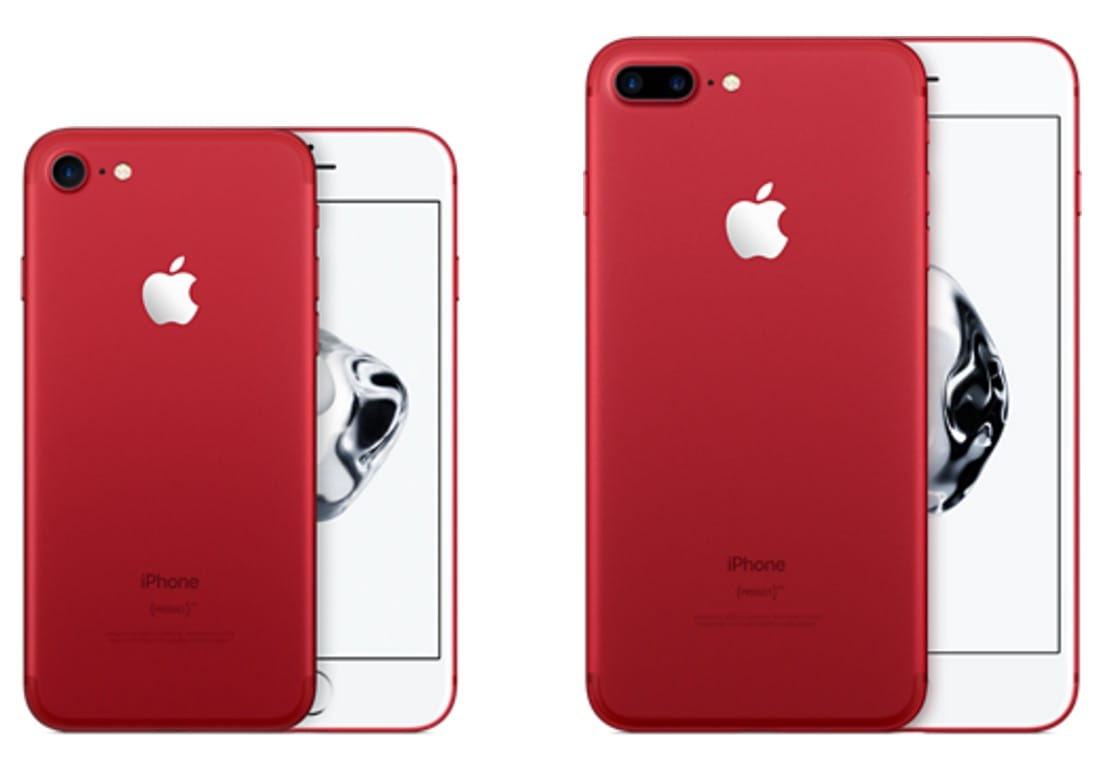 iPhone 7 Plus (PRODUCT)RED Special Edition 2
