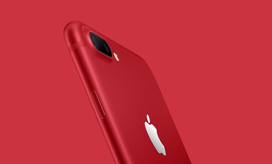 iPhone 7 Plus (PRODUCT)RED Special Edition 3