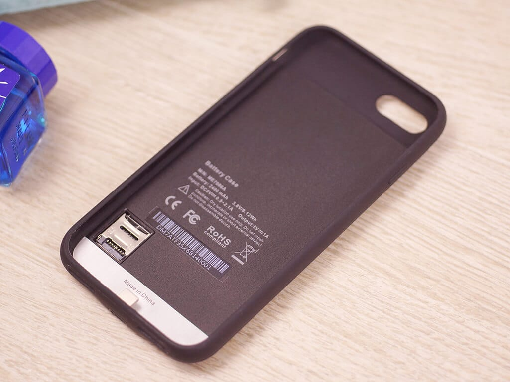 iPhone 7 iPhone 7 Plus Battery Case Kuner Kuke 6