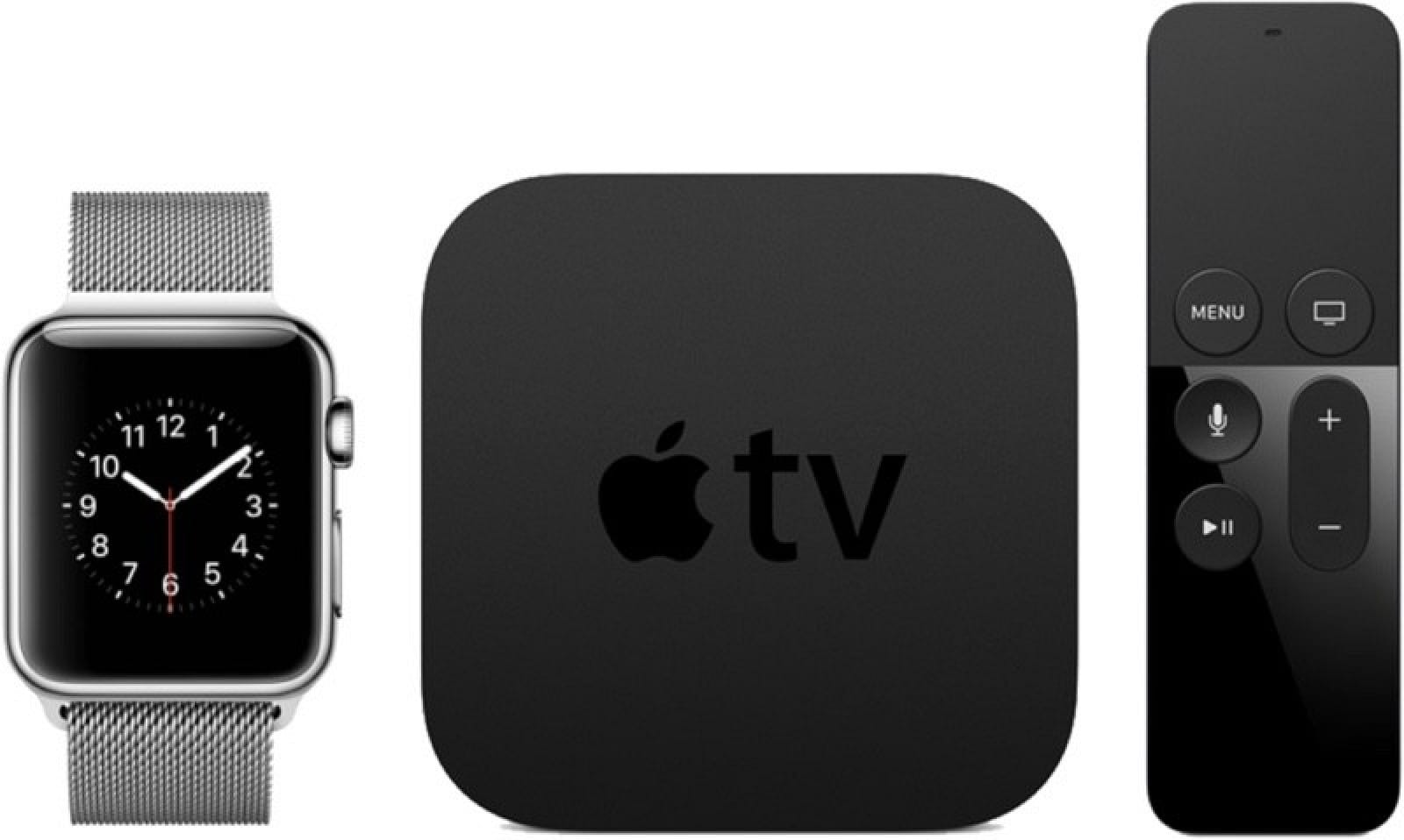 watchOS tvOS Download New 2