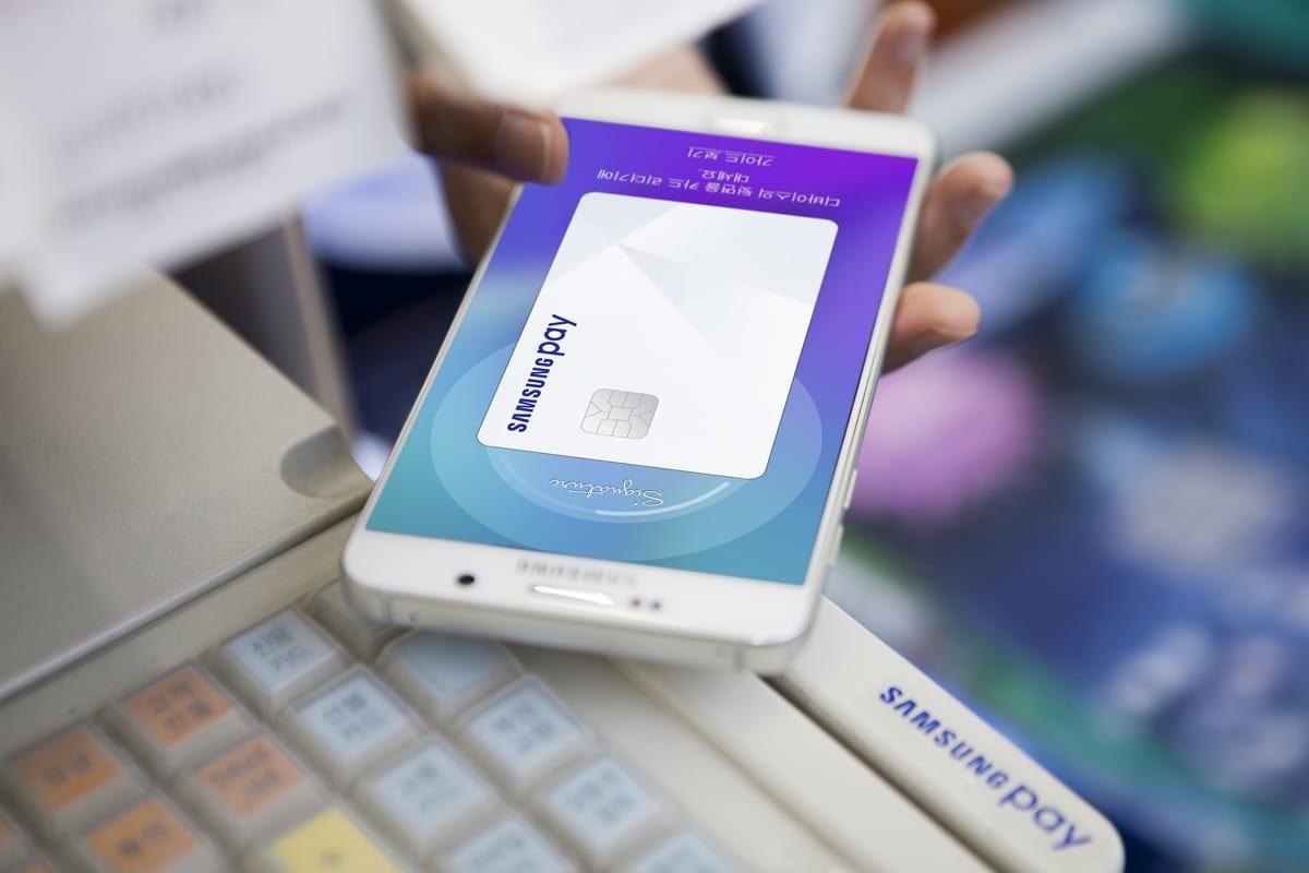 Как настроить android pay на samsung