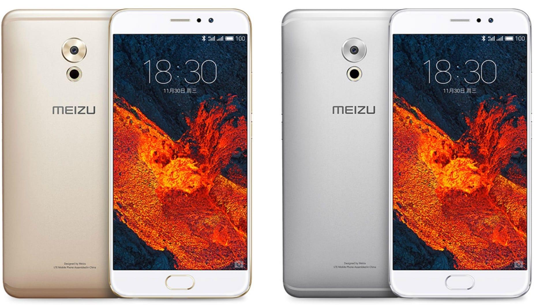 Meizu разработала «смартфон мечты» для конкуренции Самсунг Galaxy иLG G6