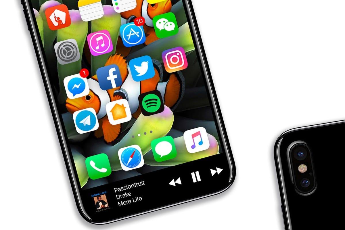 Партнеры Apple подтвердили слух осенсоре отпечатка пальца вдисплее iPhone 8