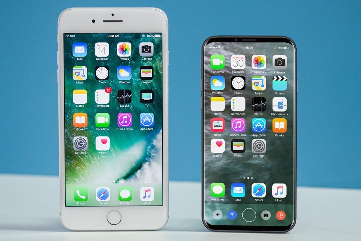 Смартфон iPhone 8 начнут торговать поцене от999 долларов