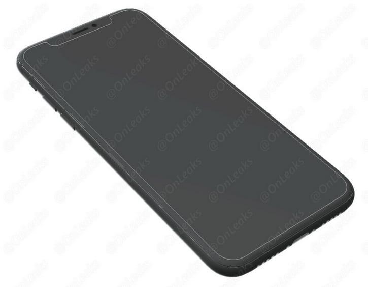 Вглобальной сети появились параметры нового телефона Apple— iPhone 8
