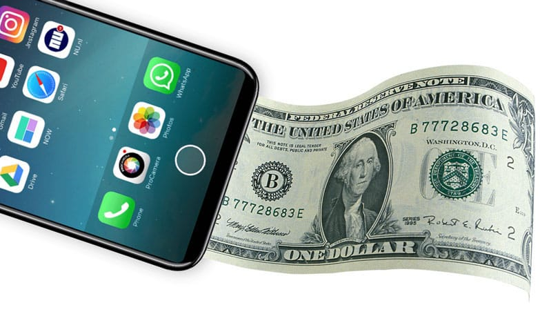 Всети интернет посоветовали добавить инновационную функцию вiPhone 8