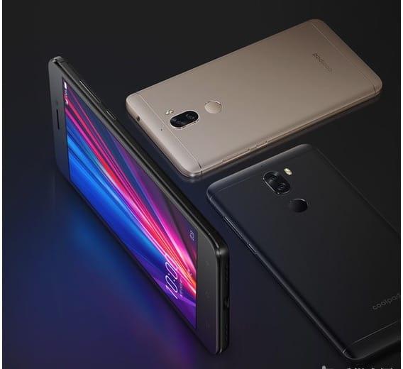 Компания Coolpad представила новый смартфон