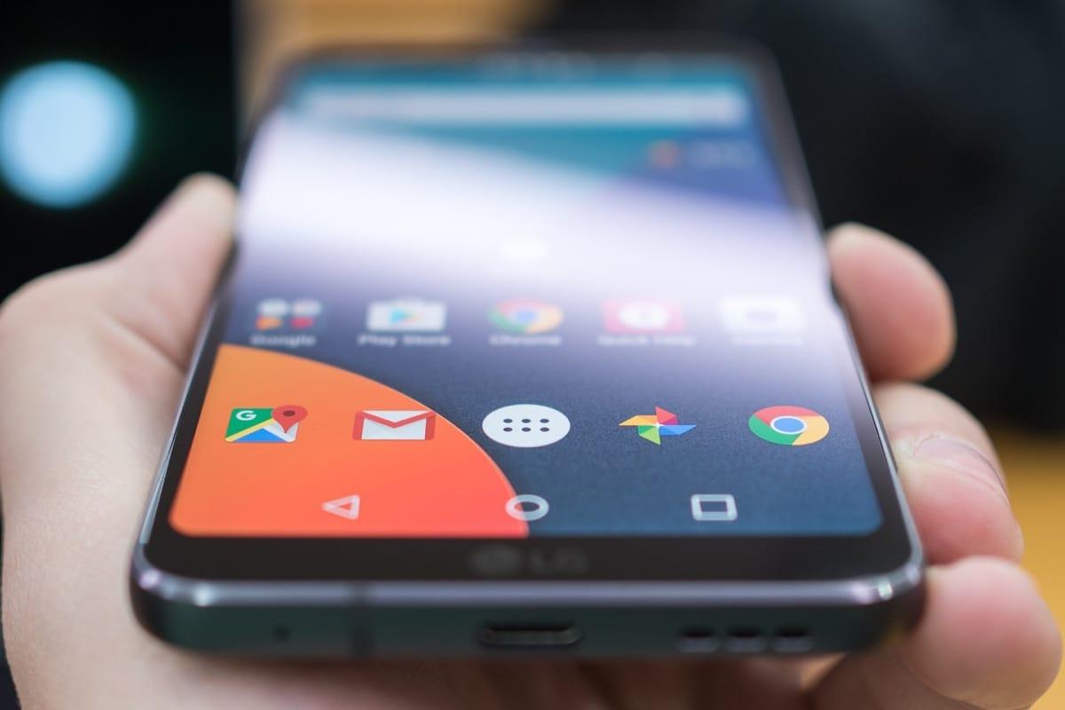 МодельLG G7 получит чип SoC Snapdragon 845