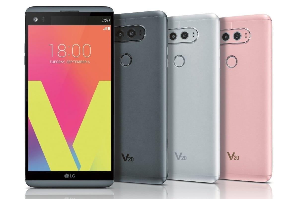 Android-смартфонLG V30 получит OLED-дисплей