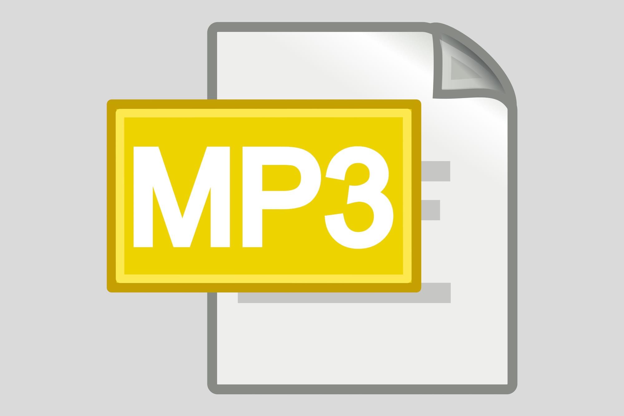 Аудиоформат mp3 больше недействителен— создатели