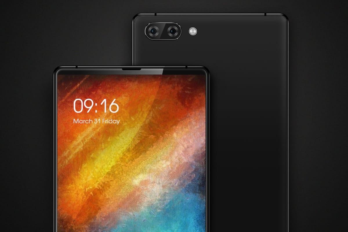 Безрамочный Maze Alpha по крайне низкой цене стал убийцей Galaxy S8 и iPhone 8