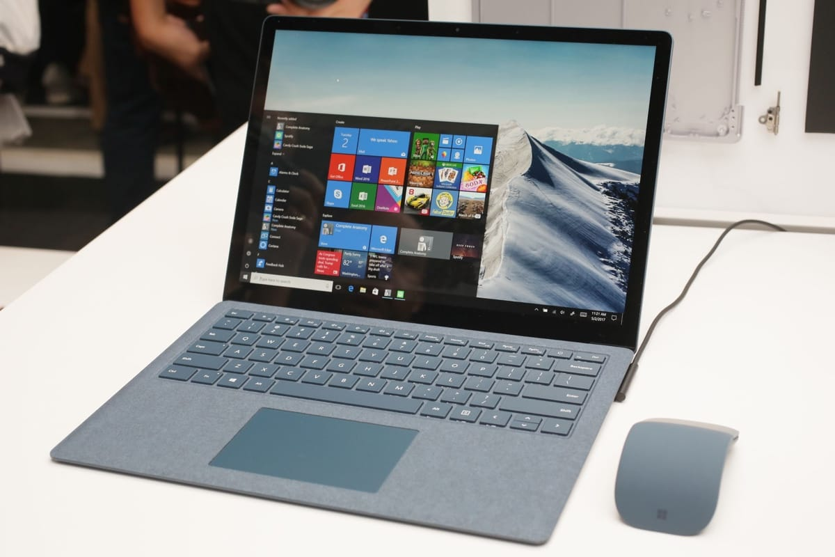 Microsoft представит Surface Pro 5 наконференции вШанхае