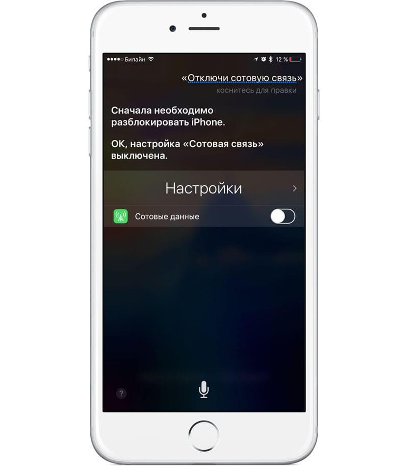 Уязвимость системы Siri дает возможность отключить смартфон