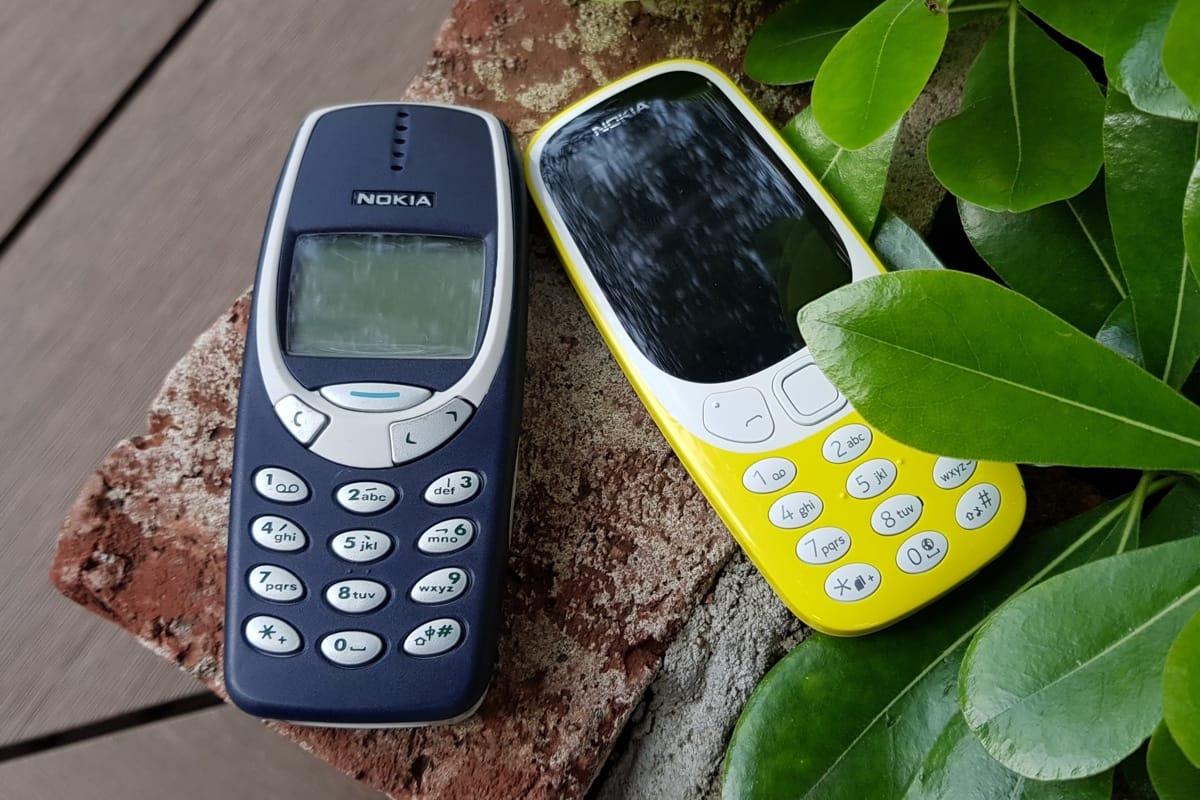 Вгосударстве Украина стартуют продажи кнопочных ретро-телефонов нокиа