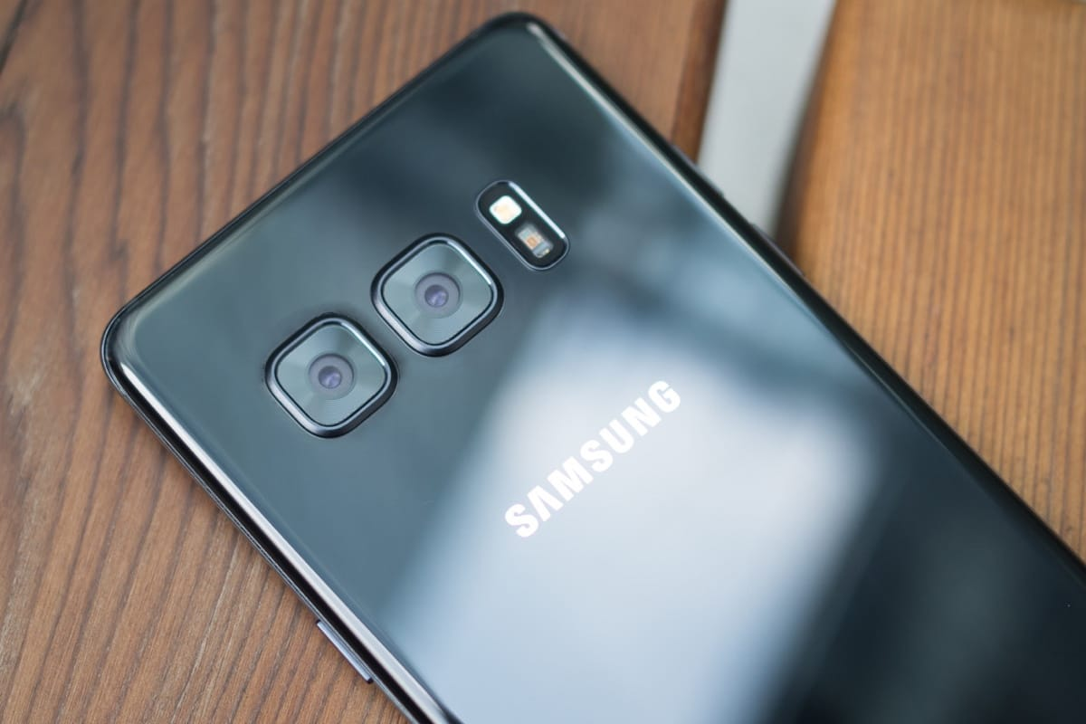 Samsung Galaxy Note 8 лишился главного конкурентного преимущества, которое есть в Galaxy S8