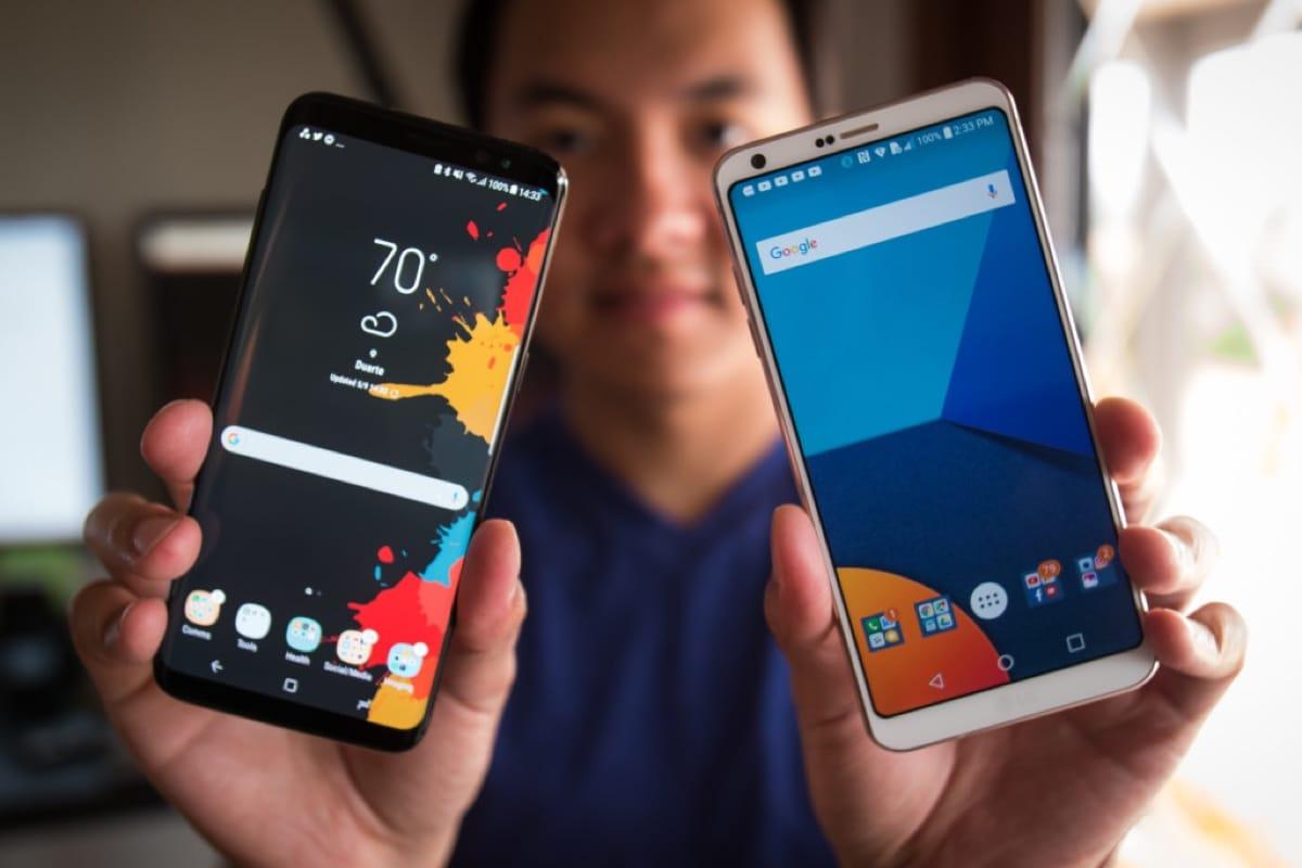 Специалисты зафиксировали рекордное количество реализованных Самсунг Galaxy S8 иS8+