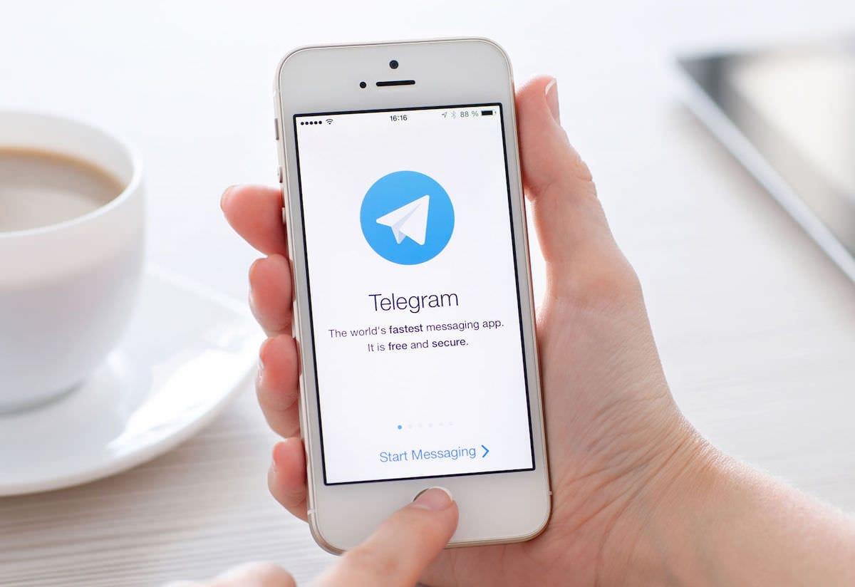 Роскомнадзор отправил запрос Telegram для включения в список