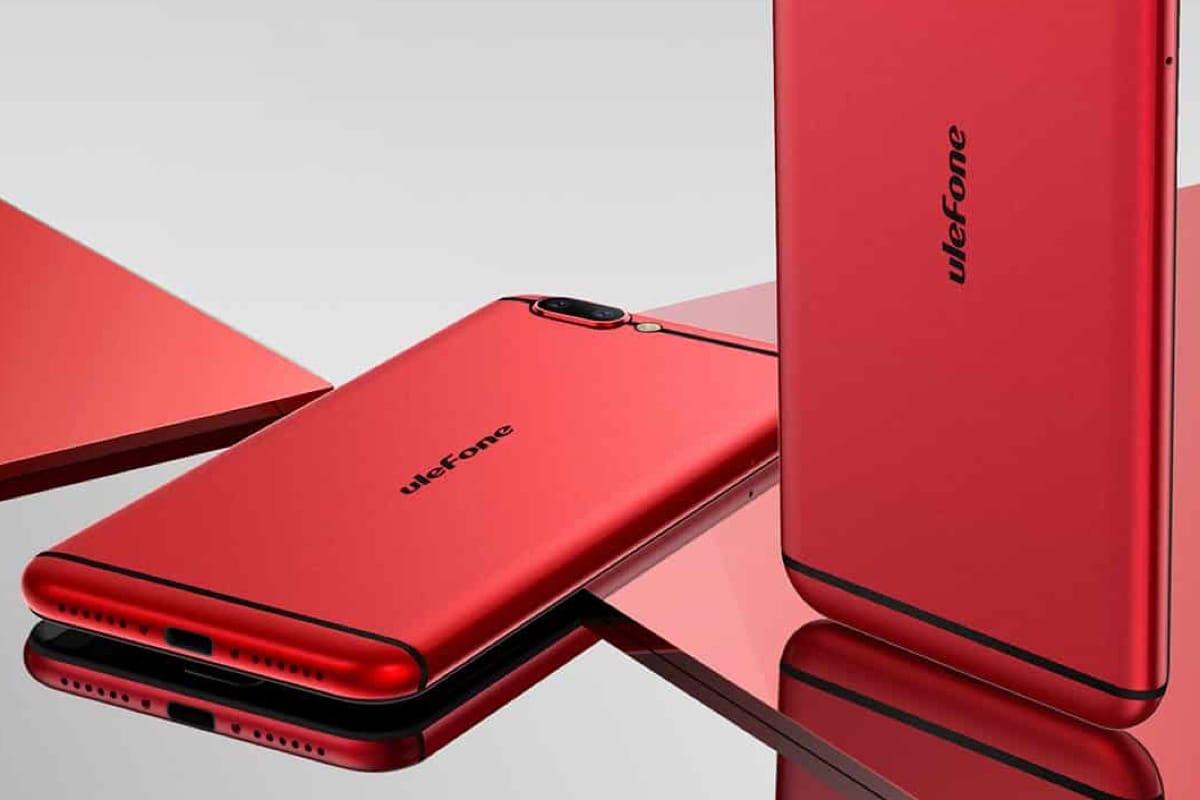Ulefone Gemini Pro – 10-ядерным флагман в красном цвете и с двойной камерой