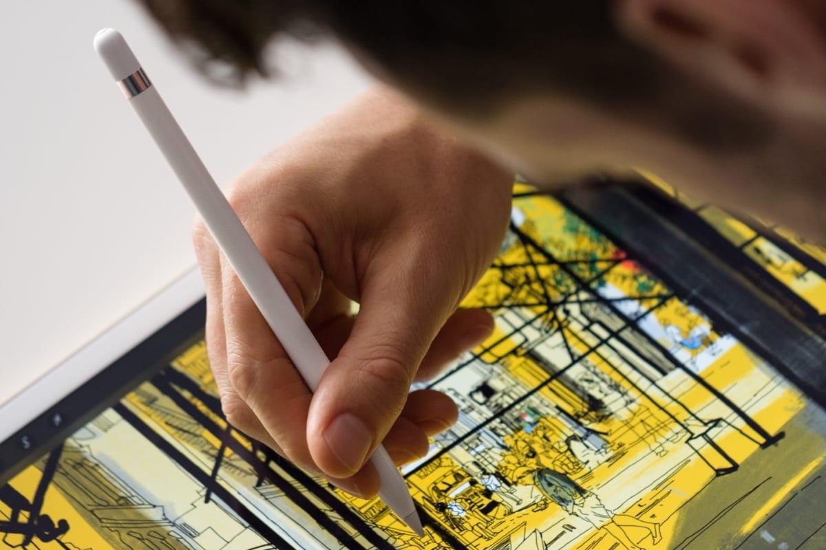 Подачка для нищих стилус Apple Pencil начали распродавать со скидкой