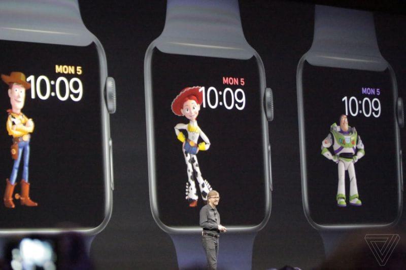 ПредставилиОС Apple watchOS 4 сновыми циферблатами ифитнес-возможностями 6