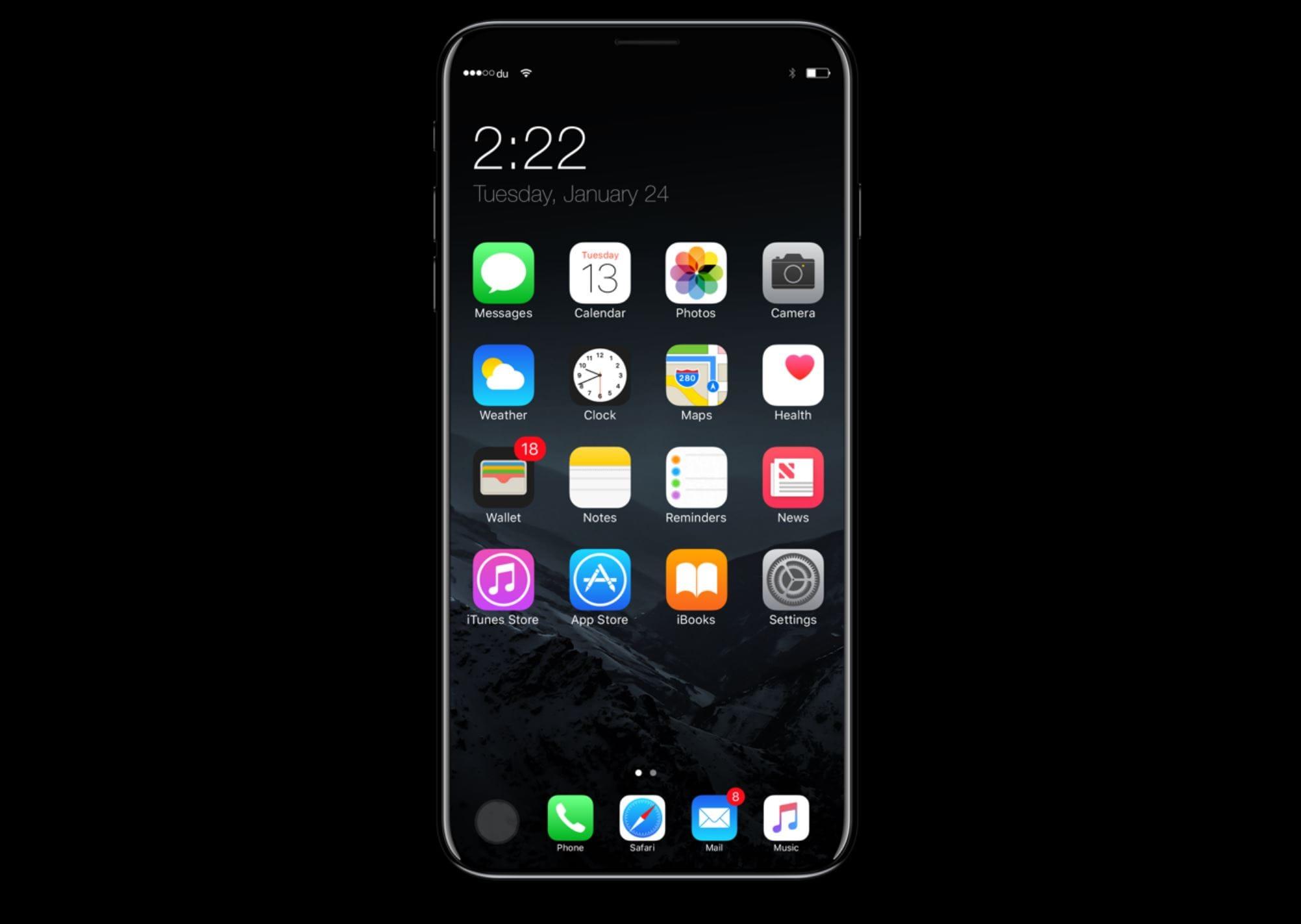 Цена шокирует многих: стало известно, сколько будет стоить Iphone 8 в России