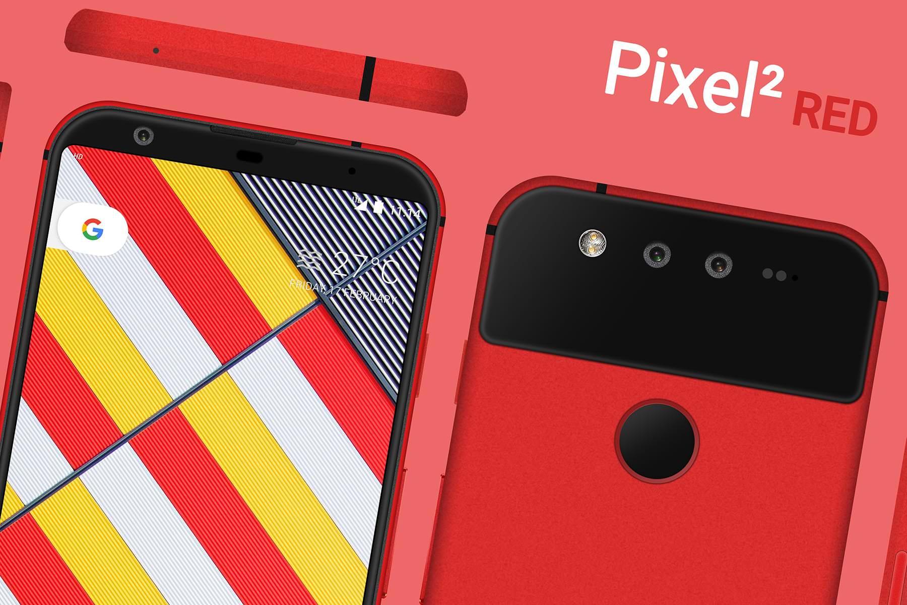 Google PixelXL 2 может быть спроектирован LG