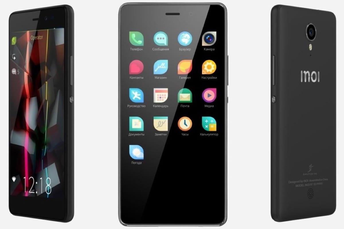 Русский «Иной»: вРоссии начались продажи смартфона Inoi R7 наотечественнойОС