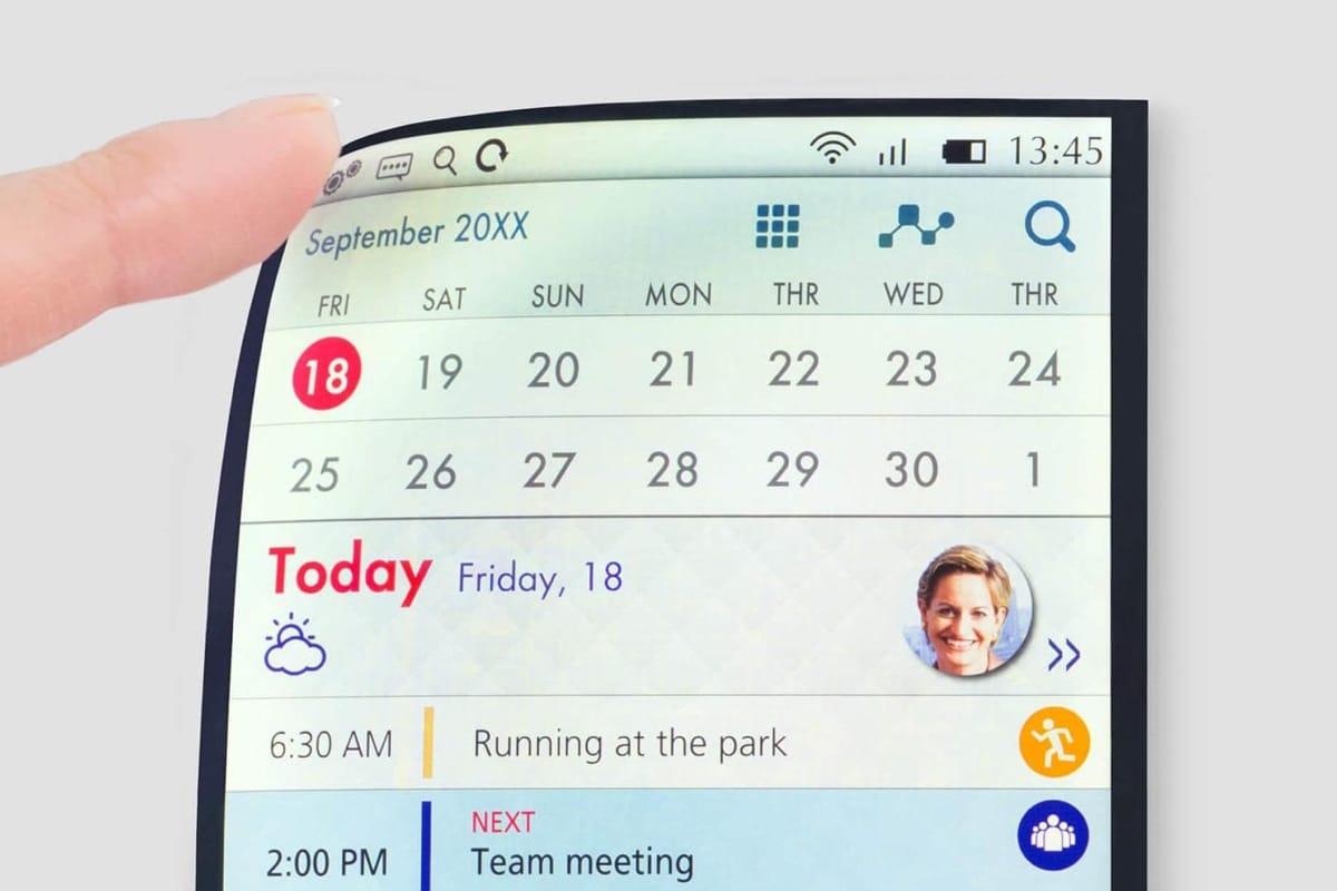 JDI анонсировала выпуск дисплеев Full Active для безрамочных телефонов