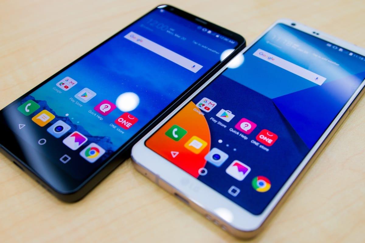 LGG6 Plus иG6 Pro дебютируют 27июня