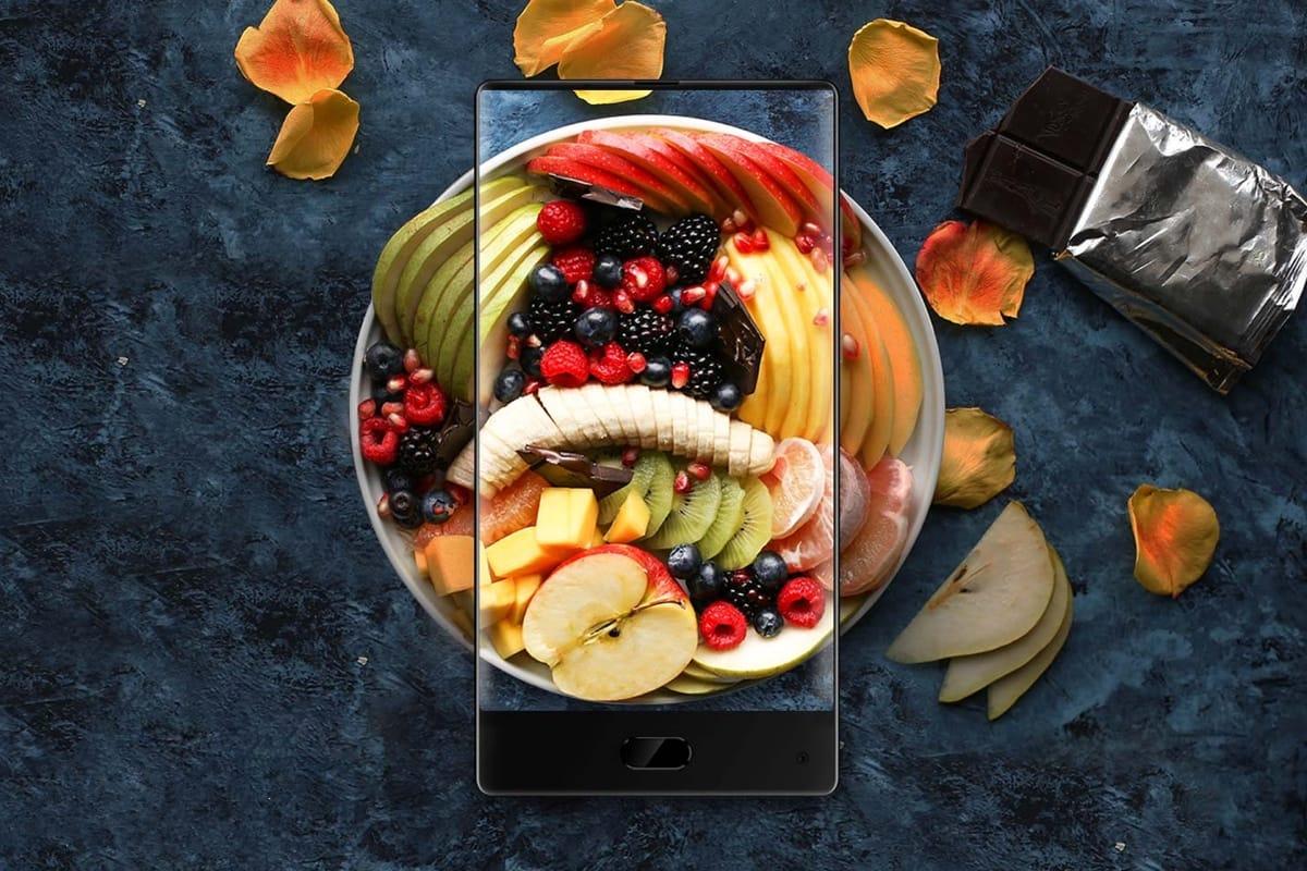 Безрамочный смартфон Maze Alpha стал доступным для предзаказа
