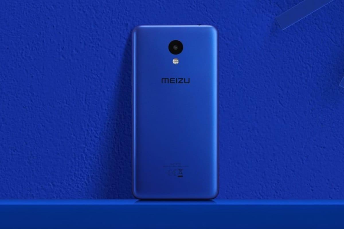 Meizu объявила остарте продаж телефона M5c