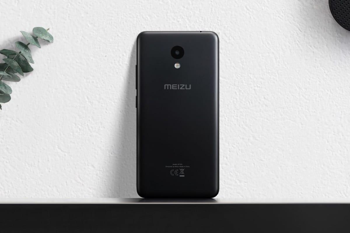 Самый общедоступный смартфон Meizu вышел в РФ