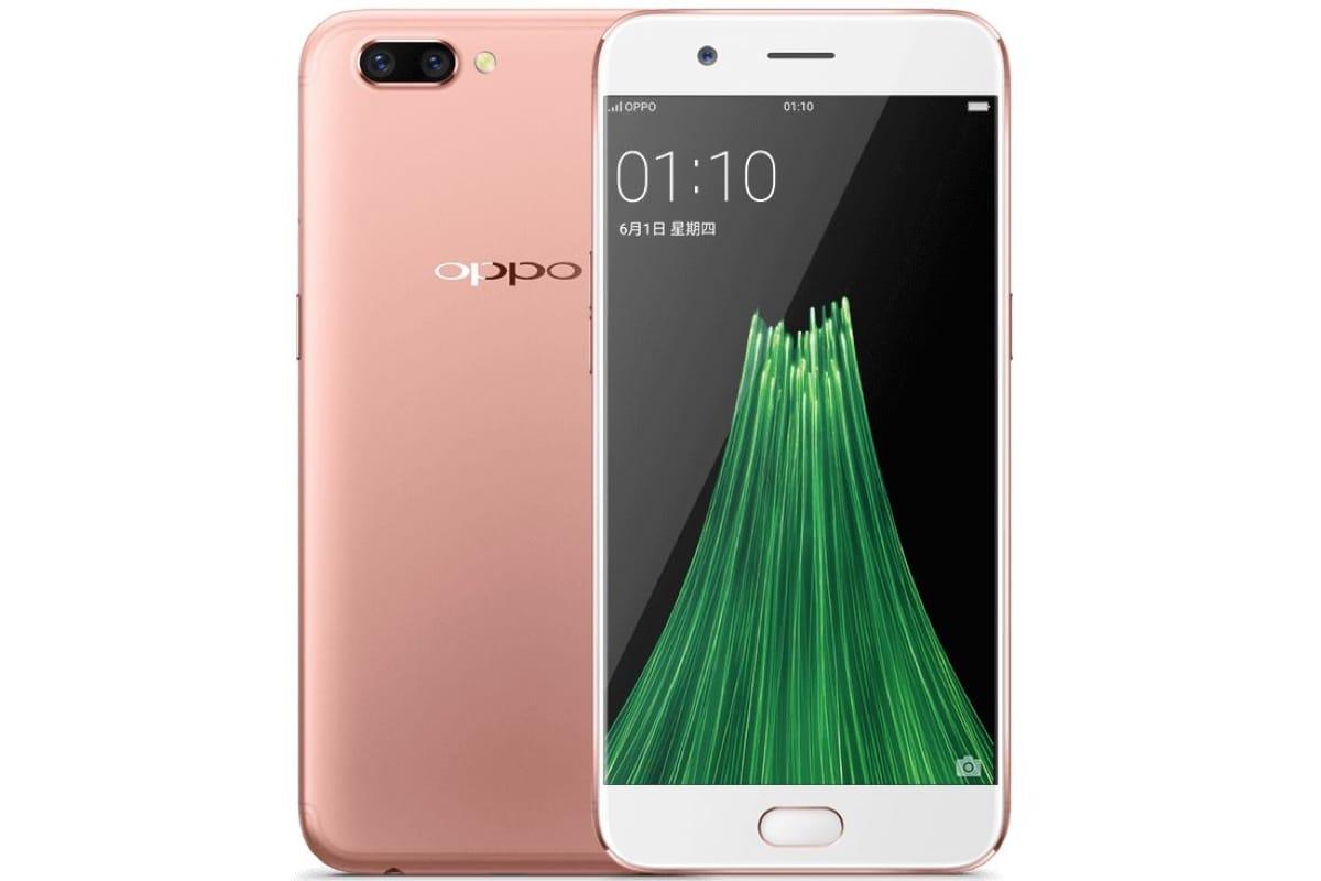 Oppo показала новые мобильные телефоны  R11 иR11 Plus