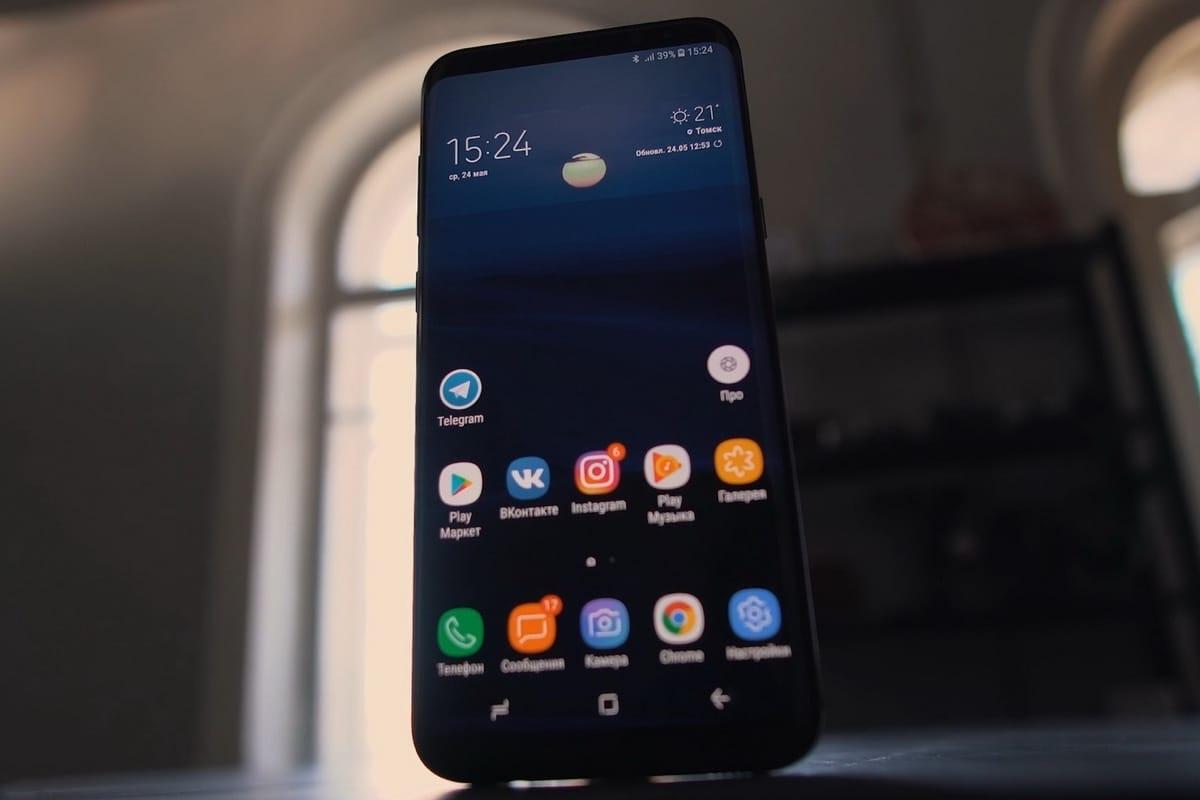 Самсунг готовит компактный смартфон Galaxy Stellar 2