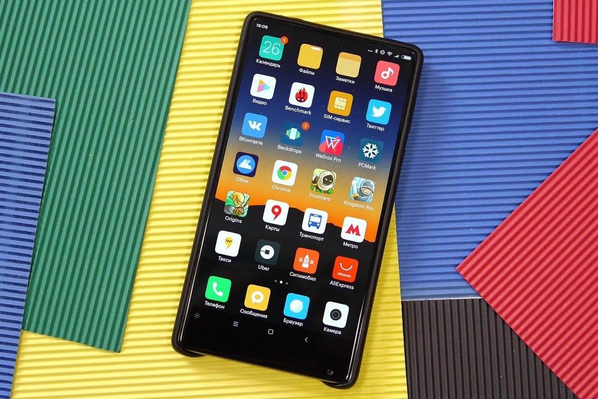 Новый смартфон Sharp замечен вAnTuTu