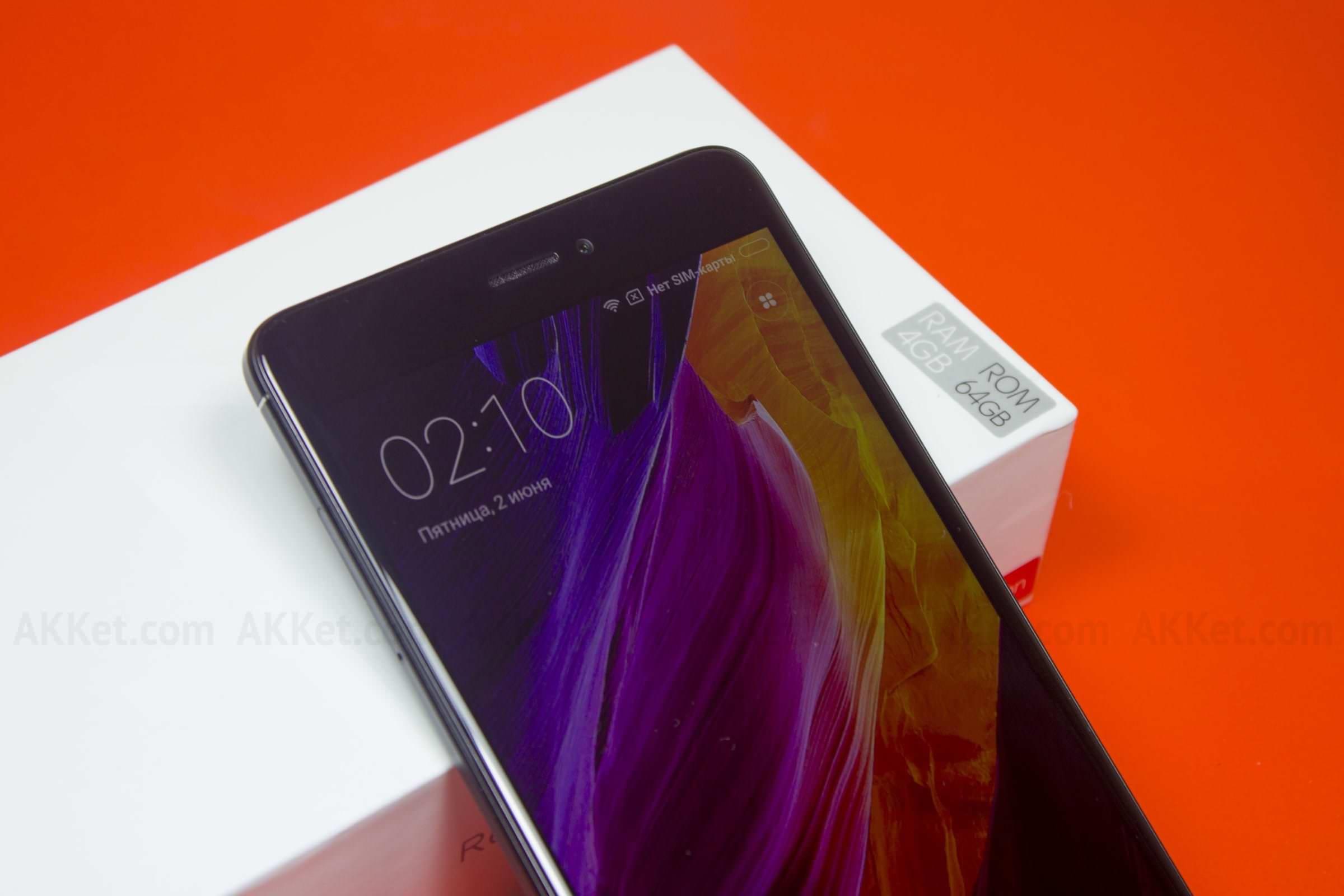 Xiaomi Redmi Note 4 Russia Review Qual m 00