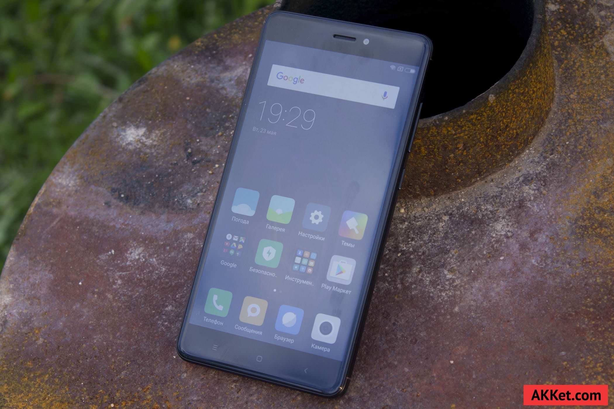 Насыщенность и контрастность экрана Redmi Note 4 не вызывает никаких нареканий Матрица с разрешением 1920 на 1080 пиксеРей Full HD отРично передает